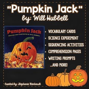 Pumpkin Jack Comprehension Packet