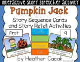 Pumpkin Jack Story Sequence and Retelling Cards (Math Scie