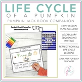Life Cycle of a Pumpking--A Pumpkin Jack Book Companion