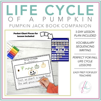 Life Cycle of a Pumpkin--A Pumpkin Jack Book Companion
