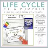 Life Cycle of a Pumpkin--A Pumpkin Jack Book Companion