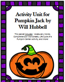 Pumpkin Jack by Will Hubbell Activity Unit