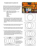 Pumpkin Jack-o-Lantern Art
