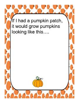 Pumpkin Journal Prompt