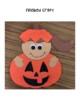 Pumpkin Kid Craft