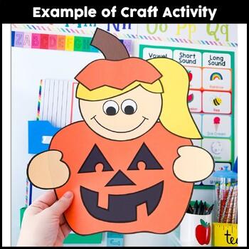 Pumpkin Craft {Pumpkin Kids}