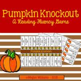 Pumpkin Knockout: A Reading Fluency Game