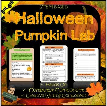 Halloween Pumpkin Lab Activities
