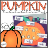 Pumpkin Labeling | Parts of a Pumpkin