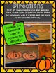 Fall Center ~ Pumpkin Lacing {Fine Motor Center}