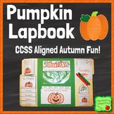 Pumpkin Investigation Activities Lapbook