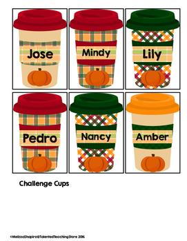 Pumpkin Alphabetical Order Fall Themed Literacy Activity