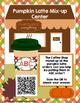 ABC Order Pumpkin Fall Themed Literacy Activity