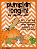 Pumpkin Length! {By Height and Width}