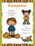 Pumpkin Lesson Plan with ECIPs