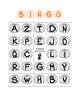 Pumpkin Letter Bingo