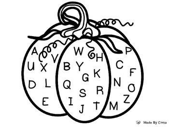 Pumpkin Letter ID