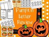 Pumpkin Letter Identification