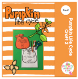 Pumpkin Life Cycle Craft 2