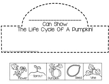 pumpkin sequencing with the book life sink or float worksheets for ...