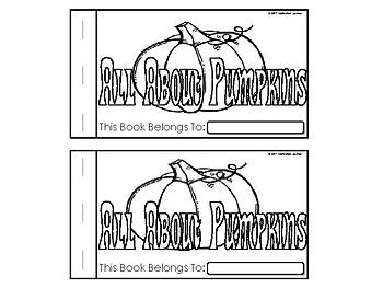 Pumpkin Life Cycle and Pumpkins (Autumn/Fall)