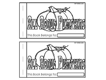Pumpkins: All About Pumpkins Reader