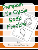 Pumpkin Life Cycle Freebie