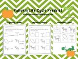 Pumpkin Life Cycle Freebies