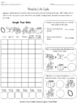 Pumpkins Life Cycle Graphing Activity