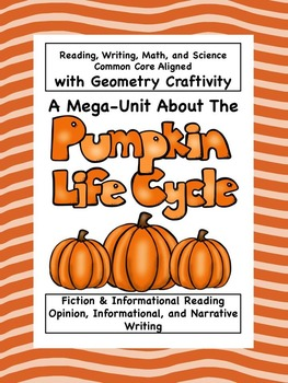 Pumpkin Life Cycle Mega Unit
