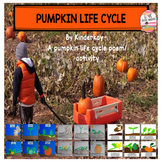 Pumpkin Life Cycle Poem - Let's Make a Book