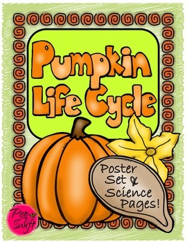 Pumpkin Life Cycle Posters