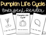 Pumpkin Life Cycle Reader
