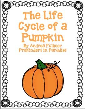 Pumpkin Life Cycle Reader and Sheet