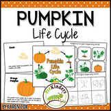 Pumpkin Life Cycle | Fall Science | Preschool Pre-K