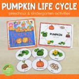 Pumpkin Life Cycle Set - Preschool & Kindergarten