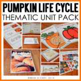 Pumpkin Life Cycle Thematic Unit