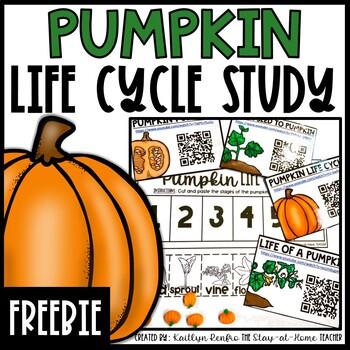 Pumpkin Life Cycle Unit FREE SAMPLE