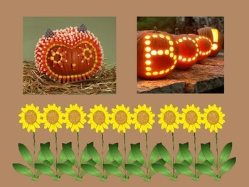 Pumpkin Life Cycle and Decorating Fun