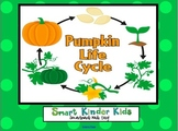 Pumpkin Life Cycle for SMARTboard
