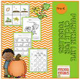 Pumpkin Life Cycle for Toddlers
