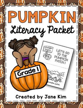 Pumpkin Packet Grade 1