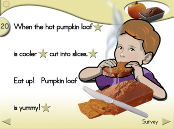 Pumpkin Loaf - Animated Step-by-Step Recipe