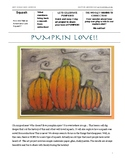 Pumpkin Love: Native American Art Lesson