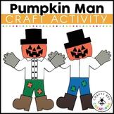 Pumpkin Man Craft