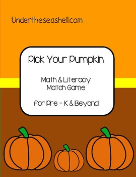 Pumpkin Match Games