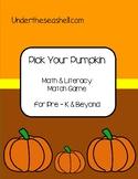 Pumpkin Match Games
