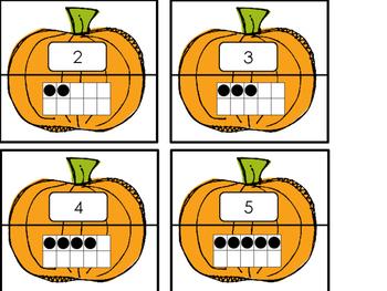 Pumpkin Matching