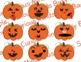 Pumpkin Matching - Visual Discrimination
