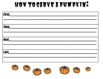 Pumpkin Math!